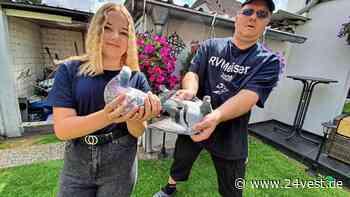 Oer-Erkenschwick: Vater und Tochter gewinnen die Taubenmeisterschaft - 24VEST
