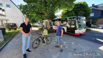 Oer-Erkenschwick: Wildwest am Kiesenfeldweg - 24VEST