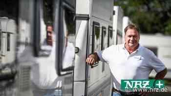 Bei Boland in Rees läuft das Geschäft mit Wohnwagen bestens - NRZ