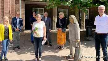 Rees: Mechtild Kitzinger in den Ruhestand verabschiedet - NRZ