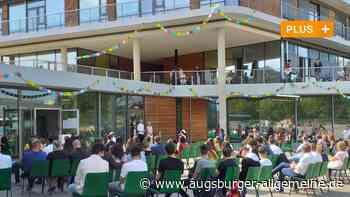 Die Gersthofer Mittelschule feiert ihre Absolventen - Augsburger Allgemeine