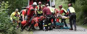 Incidente in montagna Muore uomo di 37 anni di Mariano Comense - LaProvincia.it/COMO - Cronaca, Chiavenna - La Provincia di Como