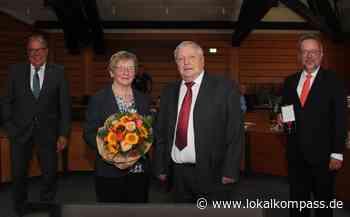 Verleihung des Verdienstkreuzes am Bande: Ehrung für Klaus Frede aus Hamminkeln - Hamminkeln - Lokalkompass.de