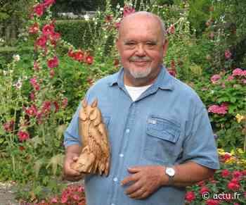 A Pont-Audemer, découvrez Jacques Foltz, un sculpteur d'animaux en bois - actu.fr