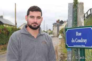 A Pont-Audemer, Richard Duclos, le jeune homme pressé, fait ses premiers pas en politique - L'Eveil de Pont-Audemer