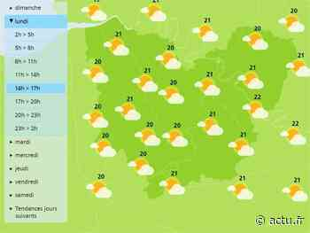 La météo de ce lundi 3 août à Pont-Audemer - L'Eveil de Pont-Audemer