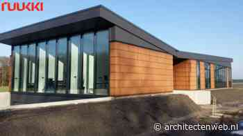 Woning Stegeren | Liberta Cor-Ten staal - Architectenweb