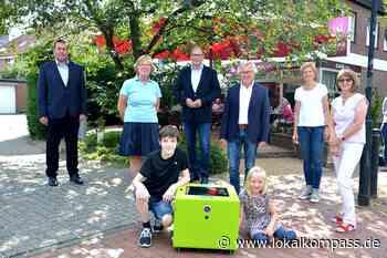 """Spenden für Fördervereine """"Löwenzahn und Pusteblume"""" (1.500 Euro) und """"Stadtbücherei Hamminkeln"""" (1.185 Euro): Lions Club Hamminkeln unterstützt Förderarbeit - Hamminkeln - Lokalkompass.de"""
