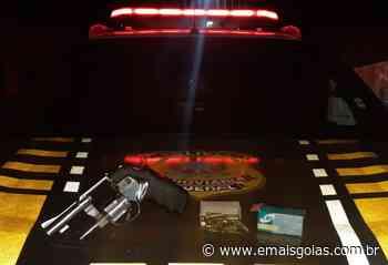 Homem é preso após briga em posto de combustível de Cristalina - Mais Goiás