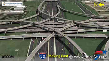 I-30 to Close in Arlington for Bridge Removal
