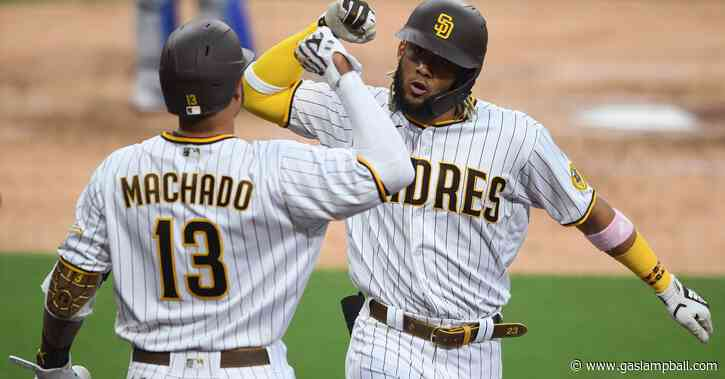 Padres bounce back with 5-4 win over Dodgers