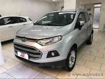 Vendo Ford EcoSport 1.5 TDCi 90 CV Plus nuova a Gioia Tauro, Reggio Calabria (codice 7852679) - Automoto.it