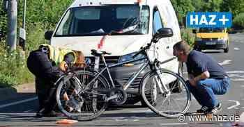 Unfall auf der B65 in Ronnenberg: Unbekannter Radfahrer lebensgefährlich verletzt - Hannoversche Allgemeine