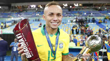 Everton to miss out on Everton as Benfica close on €20m deal for Gremio's Brazil forward