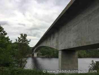 Un nouveau pont enjambera la rivière Saint-Maurice - L'Hebdo du Saint-Maurice