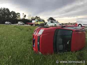 NICHELINO - Giornata di incidenti intorno a Stupinigi: tre feriti - TorinoSud