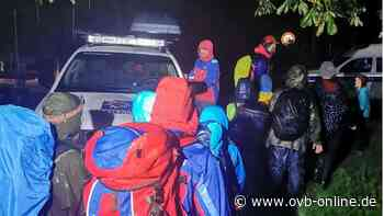 Wegen Hochwassergefahr: Bergwacht evakuiert Zeltlager in Bad Feilnbach - ovb-online.de