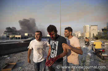 Massive explosion rocks Beirut with widespread damage, injuries