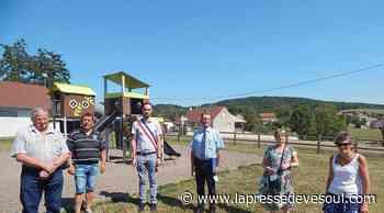 Le sous-préfet en visite dans la commune - La Presse de Vesoul