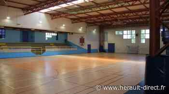 Marseillan - Un gymnase flambant neuf pour la rentrée. - HERAULT direct