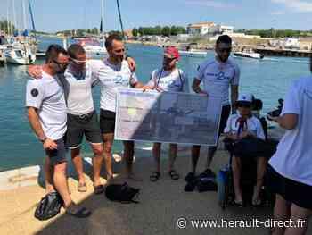 Marseillan - Défi gagné pour le petit Antoine ! - HERAULT direct
