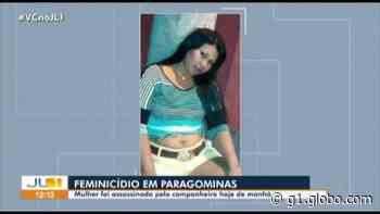 Mulher é morta a facadas pelo ex-companheiro em Paragominas, sudeste do PA - G1