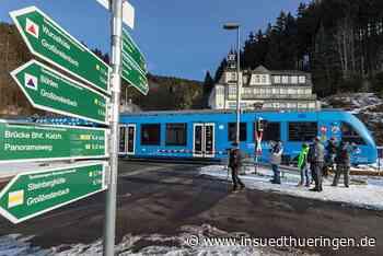 Erfurt/Suhl: Ab 2028 in Südthüringen nur noch Wasserstoffzüge - inSüdthüringen