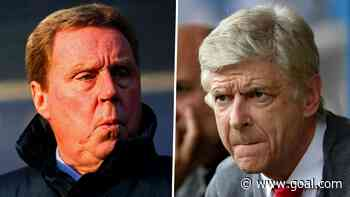 Redknapp was a better tactician than Wenger, says ex-Arsenal forward Merson