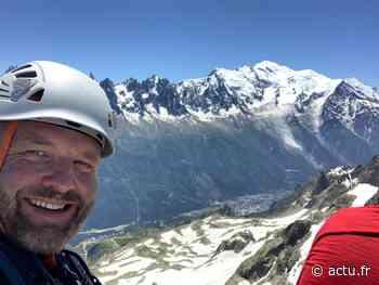 Près de Dieppe. Un maire raconte son ascension du Mont-Blanc - actu.fr