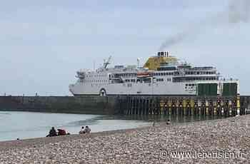 Normandie : le timide retour des touristes britanniques à Dieppe - Le Parisien