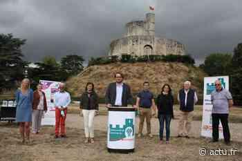 Eure. Avec la com'com, redécouvrez le château de Gisors grâce à une appli ludique - actu.fr