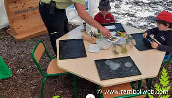 Des ateliers pour les enfants à l'Espace Rambouillet - Ramboliweb.com