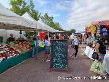 Commerce - À Épernon et Rambouillet, les marchés retrouvent leur clientèle - Echo Républicain