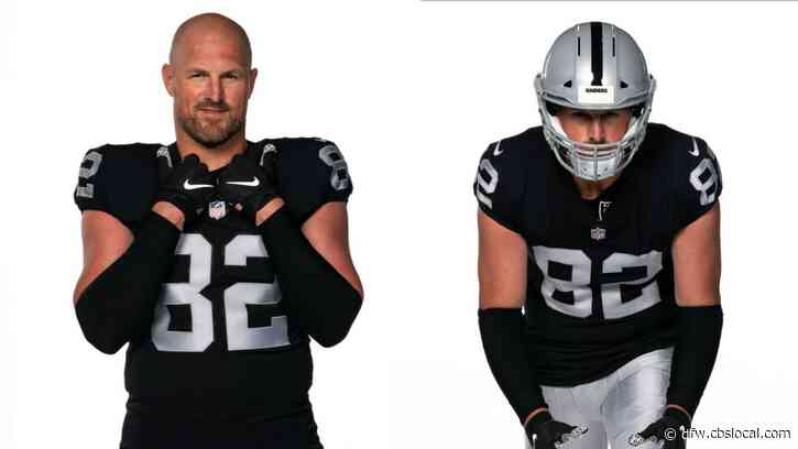 Las Vegas Raiders Think Jason Witten Looks Good In Their Uniform, Fans In Texas Say He Will Always Be A Cowboy