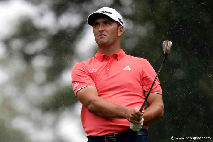 Whicker: Jon Rahm might be the one to dislodge golf's logjam at the top