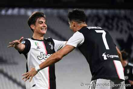 Dybala Beat Ronaldo To Serie A Best Player Award