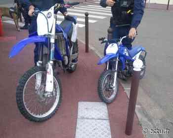 Lagny-sur-Marne. Lutte contre les rodéos : deux motos saisies par la police - actu.fr