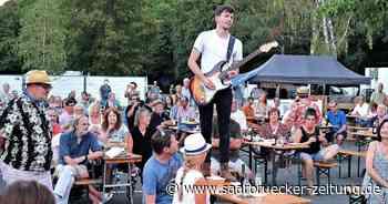 9. Rock Wall Konzert unter Corona-Auflagen in Saarlouis - Saarbrücker Zeitung