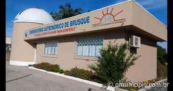 Com visitas suspensas, Observatório Astronômico de Brusque passa por reformas - O Munícipio