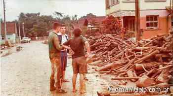 Enchente de 1984: Veja como está Brusque 36 anos depois da tragédia - O Munícipio