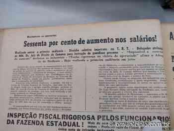 Nos anos 1950, grande greve dos operários têxteis paralisou Brusque por quase 40 dias - O Munícipio