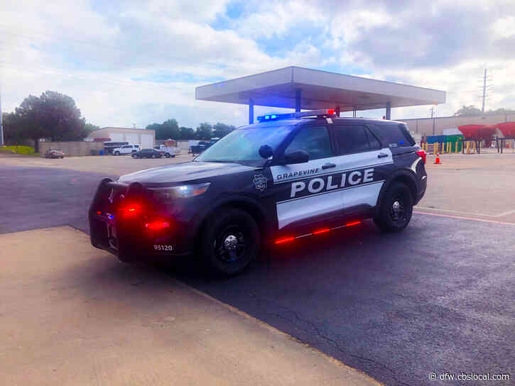 Saving Fuel, Protecting The Environment: Grapevine Adds Hybrid Police Vehicles To Fleet