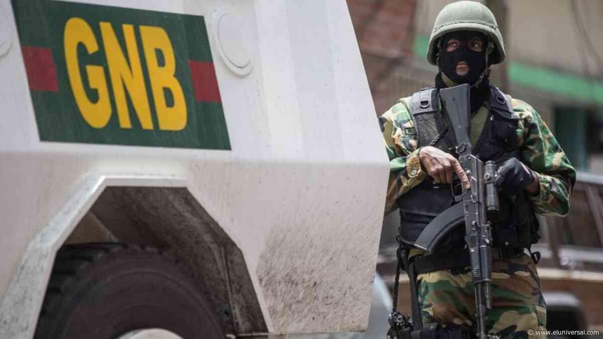 Privan de libertad a militares implicados en crimen de Aragua de Barcelona - El Universal (Venezuela)