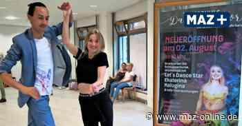 Ludwigsfelde: Dave Cobain eröffnet seine Tanzschule Dance & More - Märkische Allgemeine Zeitung