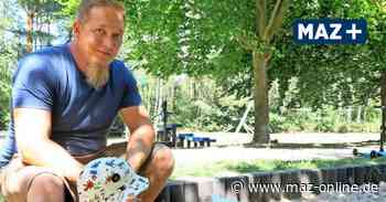 Ludwigsfelde: Gino Bergner ist der Sozialarbeiter für Menschen in der Platte - Märkische Allgemeine Zeitung