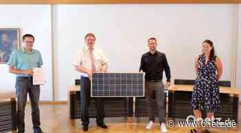 In Vilseck gründet sich Bürgerenergie-Genossenschaft - Onetz.de