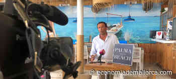 """Palma Beach acoge una prueba piloto para garantizar a los viajeros la seguridad turística en la """"nueva normalidad"""" - EconomíadeMallorca"""