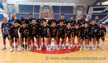 El Palma Futsal arranca la pretemporada con una doble sesión de trabajo - Mallorca Confidencial