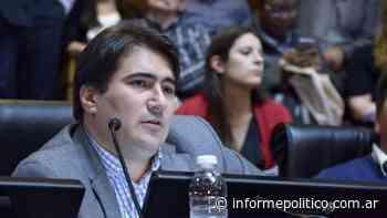 """Ariel Álvarez Palma: """"En situaciones de crisis, la política tiene que trabajar en todos los ámbitos"""" - Informe Político"""
