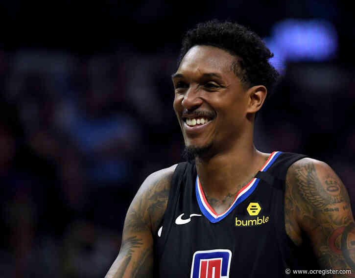 Clippers welcome Lou Williams back against Phoenix